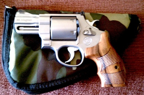 S&W Performance Center 629