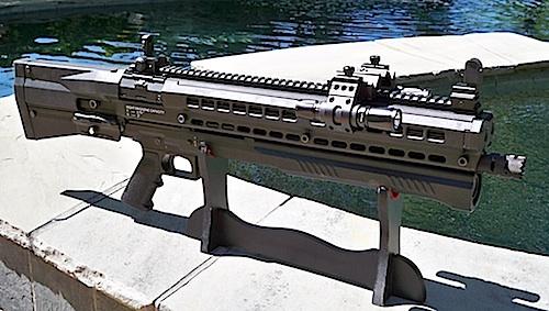 UTS-15 Shotgun Custom